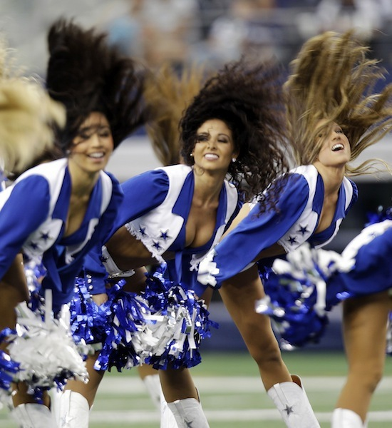 20 Hot Photos of the Dallas Cowboys Cheerleaders | Daily Girls @ Female Update