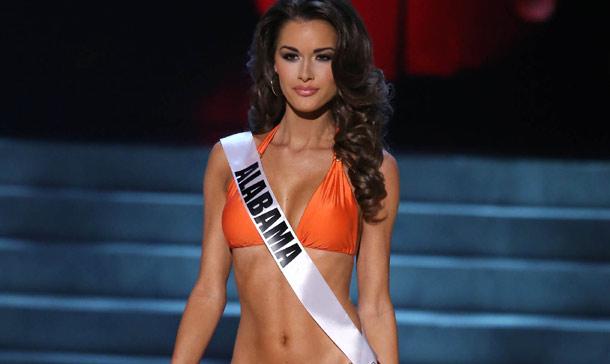 2013 Miss USA Bikini Prelims Competition