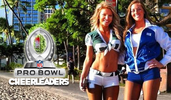 2013 NFL Pro Bowl Cheerleader Photo Roundup | Daily Girls @ Female Update