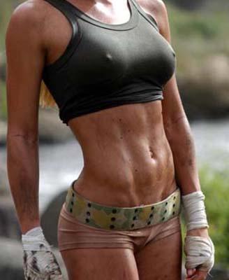 24 Photos of Sexy Spartan Womem   Daily Girls @ Female Update