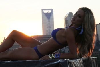 The Hottest Cheerleader on Each NBA Team | Bleache | Daily Girls @ Female Update