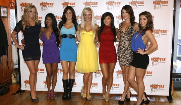 The 2012 Hooters Magazine Dream Girls | Daily Girls @ Female Update