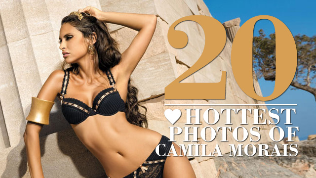 The 20 Hottest Photos of Camila Morais | Daily Girls @ Female Update