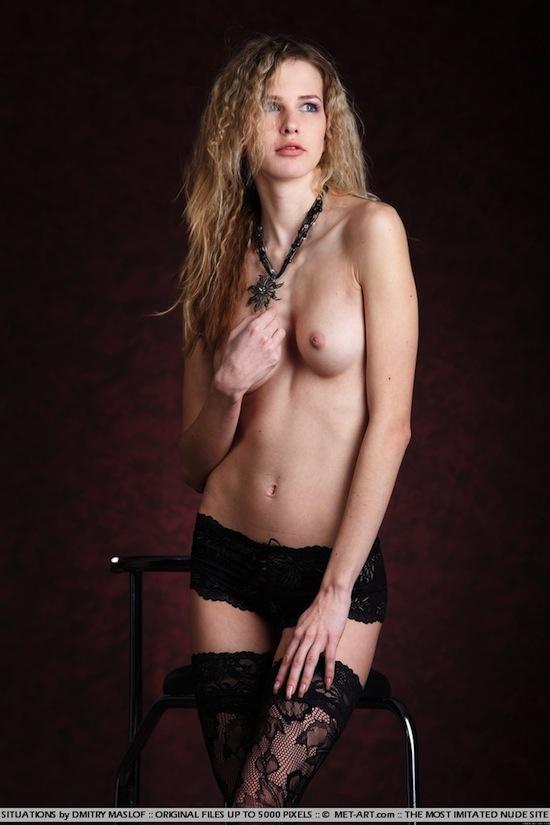 Slim Russian Babe Naked – Marina A | Daily Girls @ Female Update