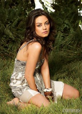 Mila Kunis: A Sense of Mila | Daily Girls @ Female Update