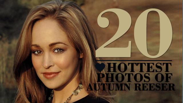 The 20 Hottest Photos of Autumn Reeser | Daily Girls @ Female Update