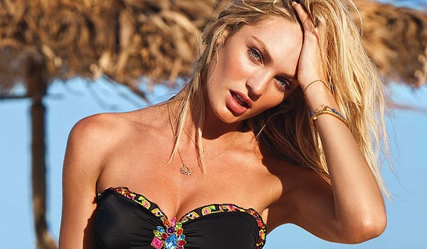 Candice Swanepoel Doles Out Bikini Bliss | Daily Girls @ Female Update