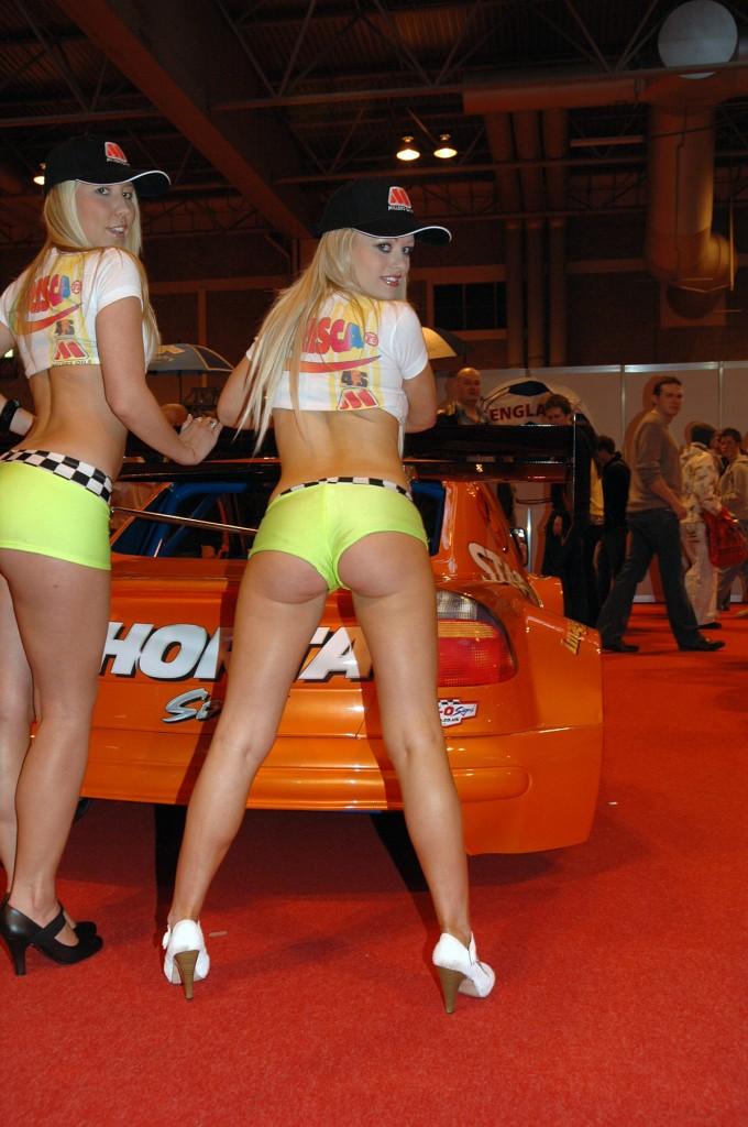 Car Show Cuties in the UK   Daily Girls @ Female Update