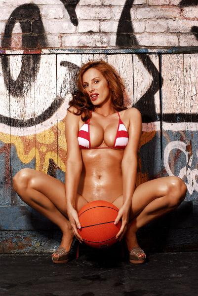 Erotic Basketball? Okay, Heres Elena Sichkar | Daily Girls @ Female Update