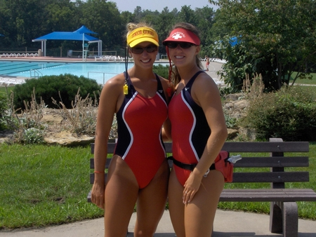 Lifeguards in Swimsuits | Daily Girls @ Female Update