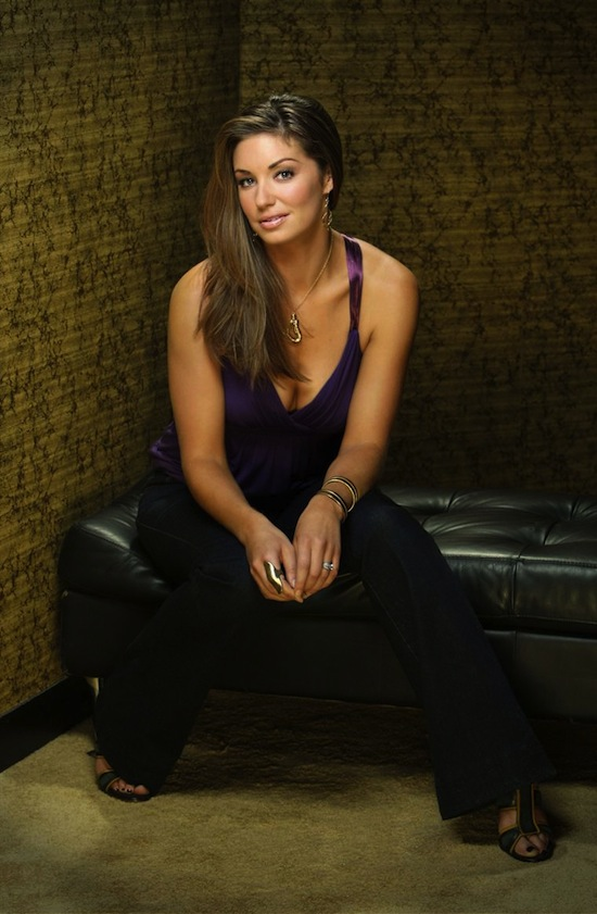 Today I'm In Lust With – Bianca Kajlich | Daily Girls @ Female Update
