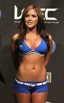 Brittney Palmer vs. Arianny Celeste | Daily Girls @ Female Update