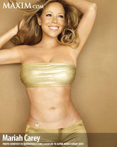 Mariah Carey | Maxim | Daily Girls @ Female Update