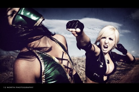 Jessica Nigri's Mortal Kombat | Daily Girls @ Female Update