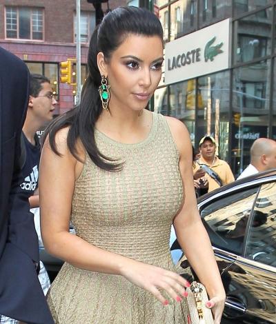 Kim Kardashian's Sex Tape Belongs To The Peoples | Daily Girls @ Female Update
