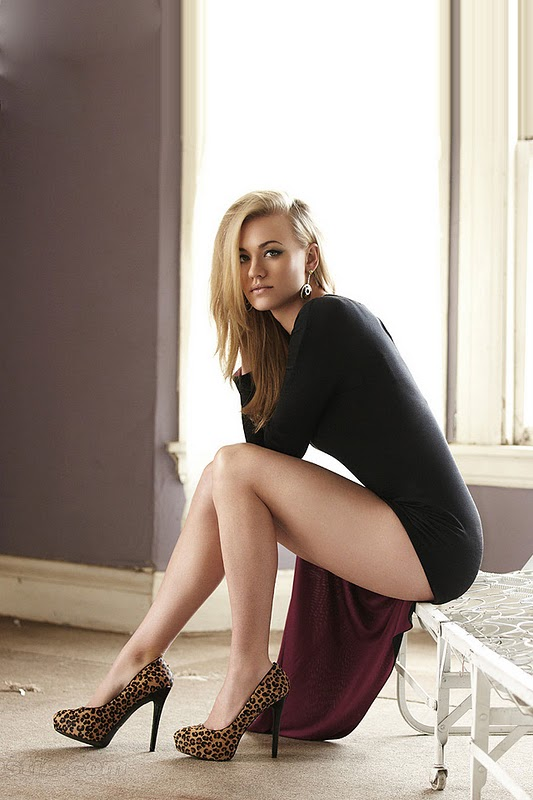 12 Hot Pictures Of Chuck's Yvonne Strahovski | Daily Girls @ Female Update