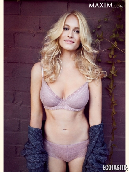 Leven Rambin Drops Some Hungry Heat in Maxim | Daily Girls @ Female Update