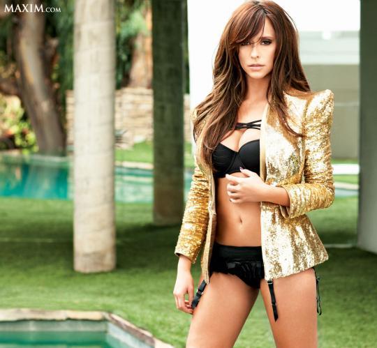 April 2012 Cover Girl Jennifer Love Hewitt | Daily Girls @ Female Update