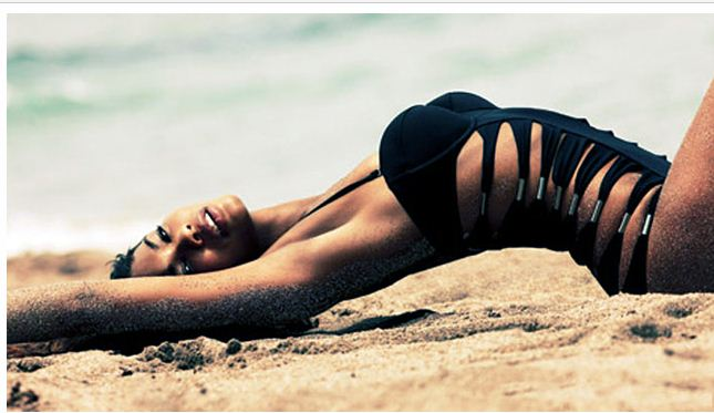 The 20 Hottest Photos of Chanel Iman | Daily Girls @ Female Update