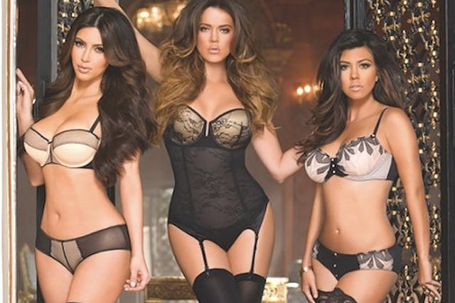 Kim, Khloe and Kourtney Kardashian sexy pictures | Daily Girls @ Female Update