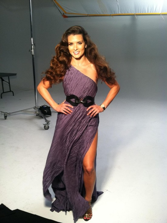 Preview of Danica Patrick's next photo shoot | Daily Girls @ Female Update