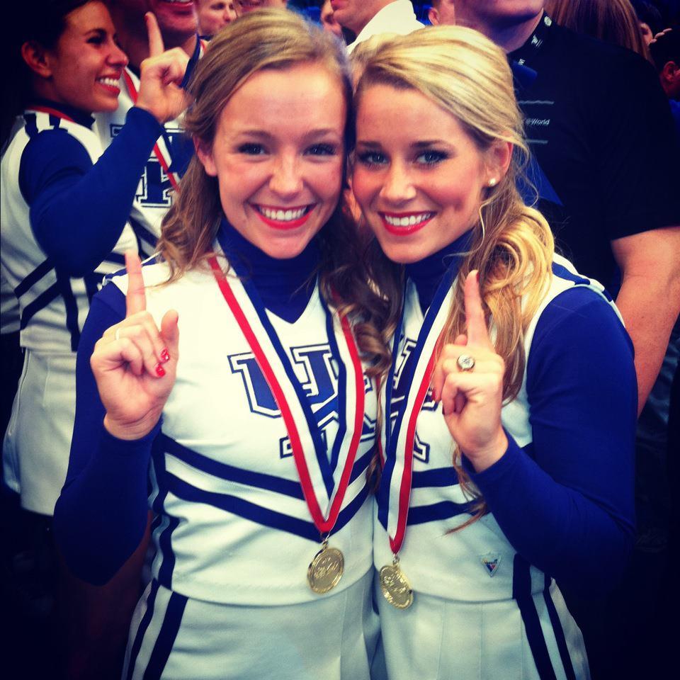 Cheerleaders Of The Final 4: Kentucky Cheerleader | Daily Girls @ Female Update