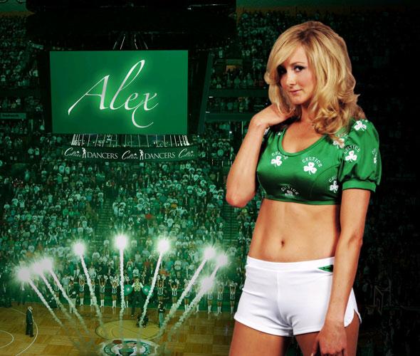 Boston Celtics: Celtics Dancers | Daily Girls @ Female Update