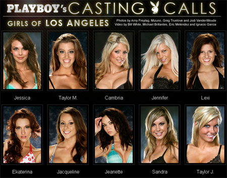 Los Angeles Casting Calls (2009) | Daily Girls @ Female Update
