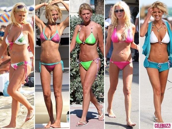 American Reunion Star Tara Reid's Many Bikini Lo | Daily Girls @ Female Update