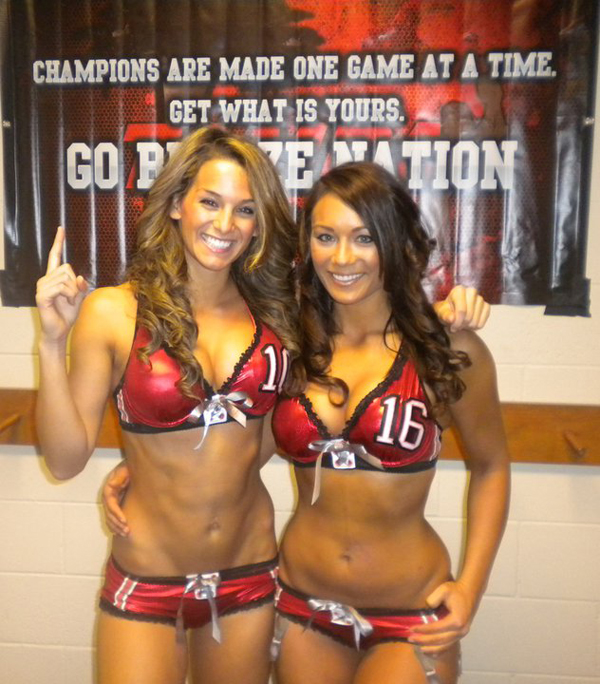 The End Of The Lingerie Football League In U.S.?