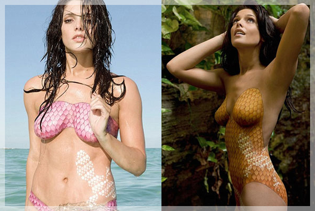 This Week's 6 Sexiest Ads | Daily Girls @ Female Update