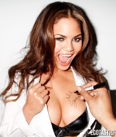 Chrissy Teigen Drops the Norske Hotness in Esquire | Daily Girls @ Female Update