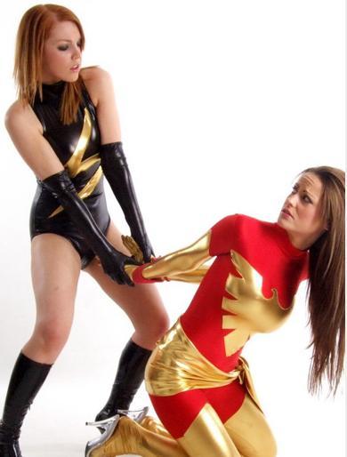 Sexy Super Heroines