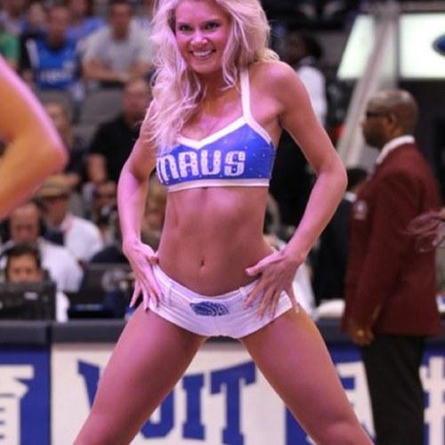 Dancers Of The NBA Playoffs