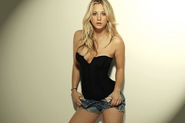 Kaley Cuoco — Crush of the Day | Daily Girls @ Female Update