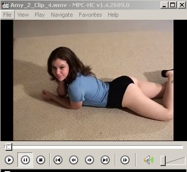 VIDEO DOWNLOAD: Shy Amy | Daily Girls @ Female Update