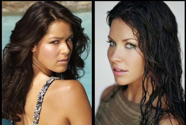 20 Sports Hotties & Their Movie Star Dopplegangers | Daily Girls @ Female Update