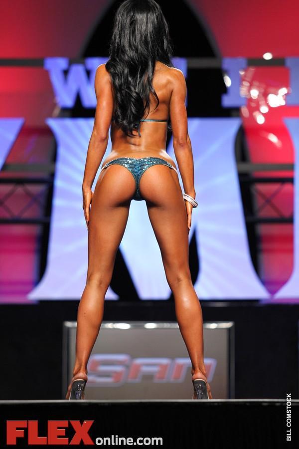 5 Ladies Of The IFBB NY Pro Bikini Contest