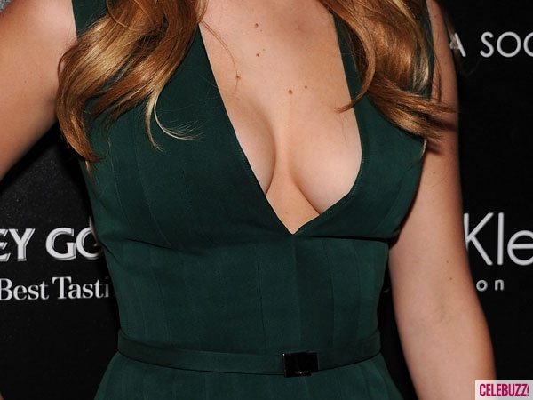 Celebrity Cleavage: Guess Who?! | Daily Girls @ Female Update