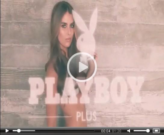 Tierra Lee Poses for Playboy Plus