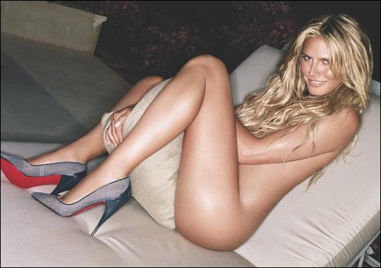 The 38 Hottest Heidi Klum Naked Photo | Daily Girls @ Female Update