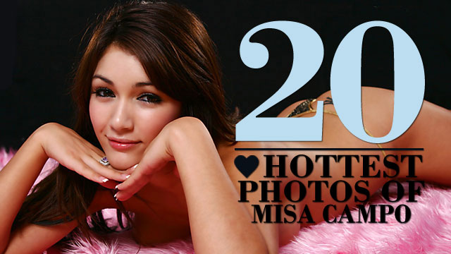 The 20 Hottest Photos of Misa Campo | Daily Girls @ Female Update