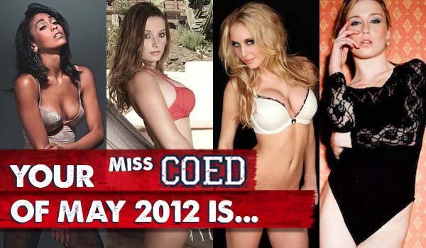 Miss COED May 2012 Is… | Daily Girls @ Female Update