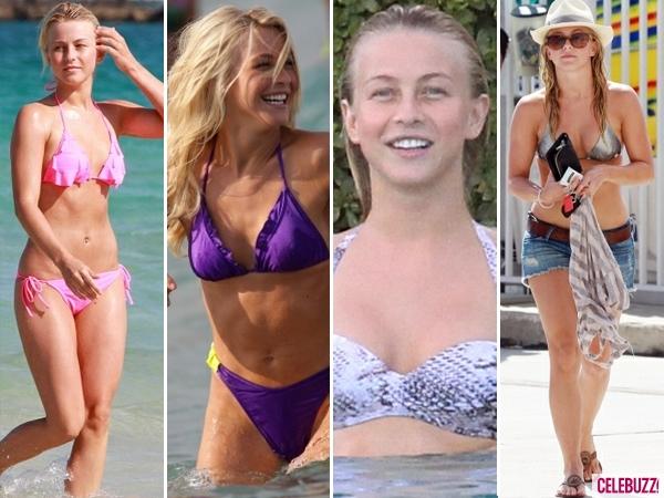 Rock of Age Star Julianne Hough's Sexiest Bikini