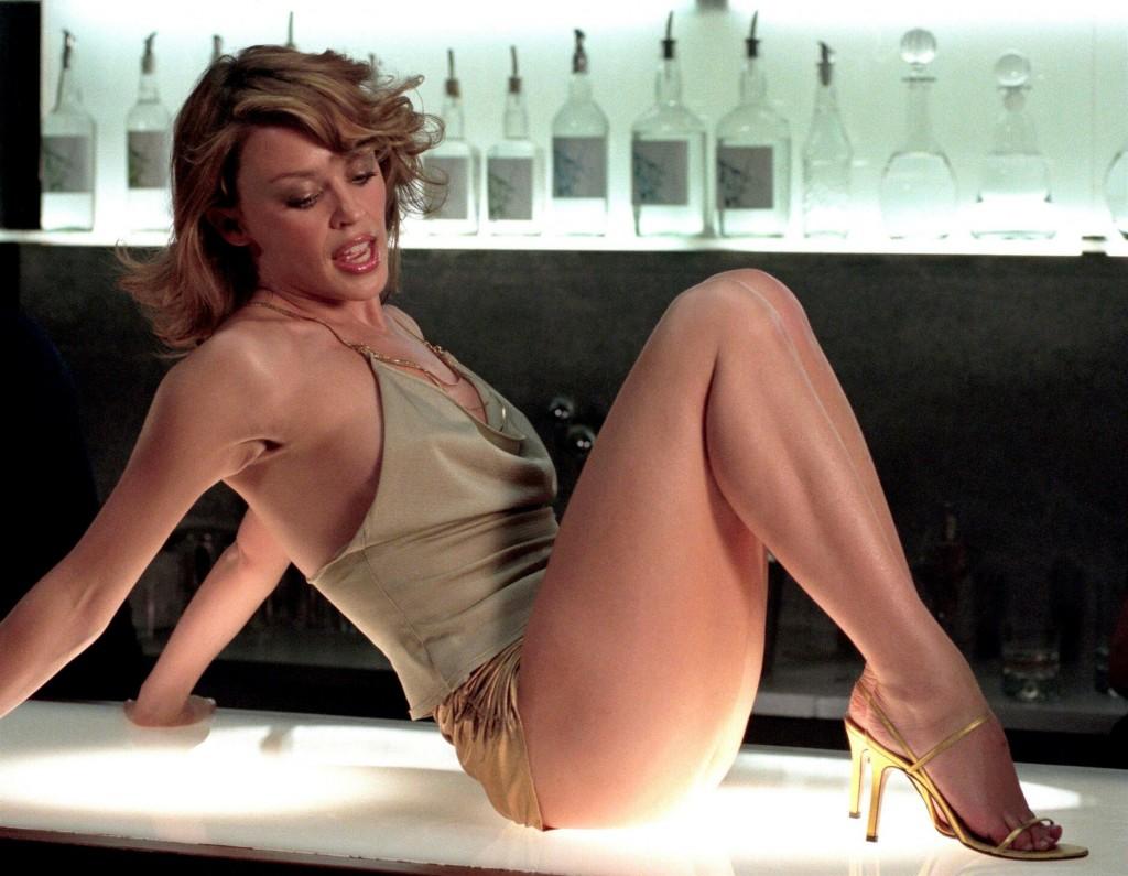 Kylie Minogue Spinning Around – Cute Ass