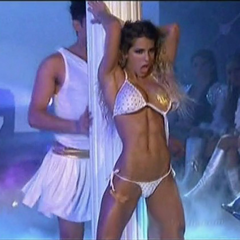 Dancing with the Stars – Strip Tease