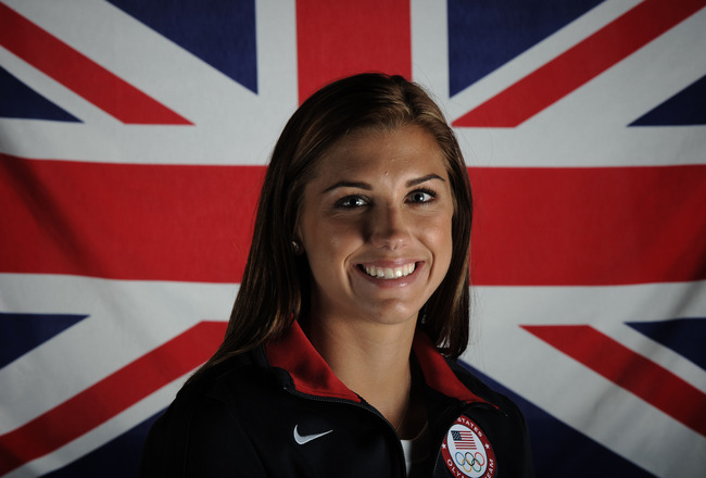 50 Hottest American Olympians