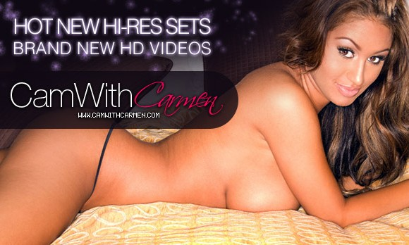 Carmen Is Back In Action! | Daily Girls @ Female Update