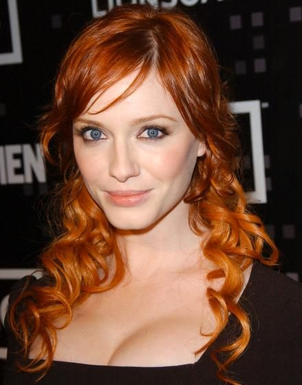 List of Hot Red Head Actresses