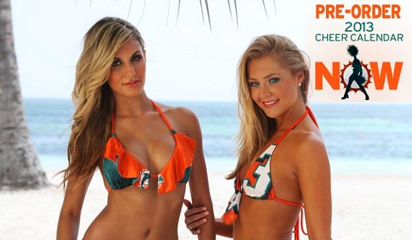 Miami Dolphins Cheerleader Bikini Pics | Daily Girls @ Female Update